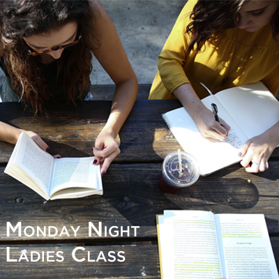 Monday Night Ladies Class